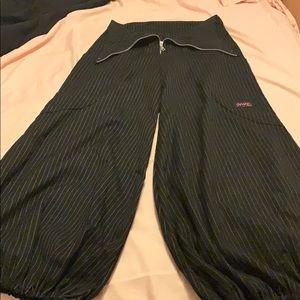Baggy pin stripe Pants